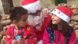 2018.12.23 - Christmas gifts for kids in Tel Keppe, Nineveh