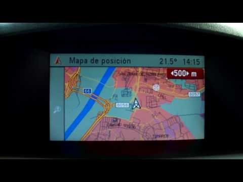Review CID Display + Interface Opel Astra H GTC.MOV