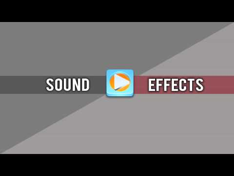 Sound Effects (Efeitos Sonoros) - Explosion #2