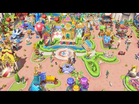 Disney Magic Kingdoms: Build Your Own Magical Park APK Cover