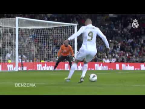 Los mejores goles del Real Madrid al Levante