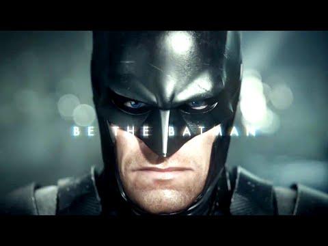 Batman: Arkham Knight Live Action Trailer (Be The Batman)