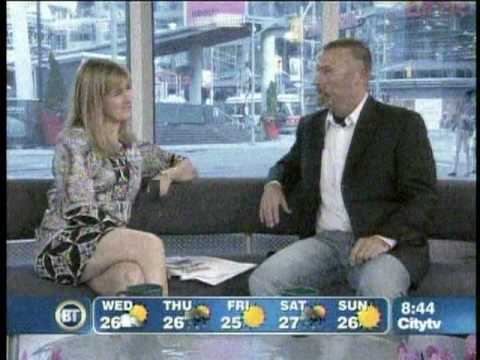 City TV Breakfast Television Interview Aug 17 2010