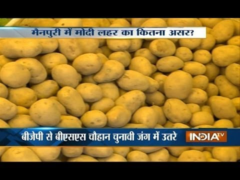 Mera Desh Mera Pradhanmantri: Mainpuri Voters Grill Politicians On India Tv video