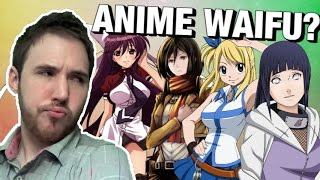 WHO IS YOUR ANIME WAIFU?