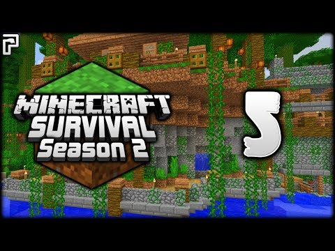 Minecraft Survival | How To Make Beautiful Pathways! | Let's Play Minecraft Survival [S2 Episode 5]
