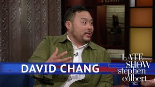 David Chang Is A Renowned Chef Who Likes Domino