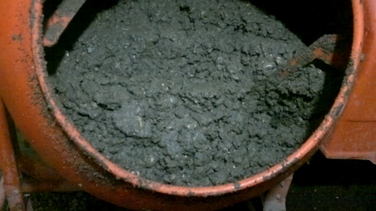 Как сделать реакционно порошковый бетон