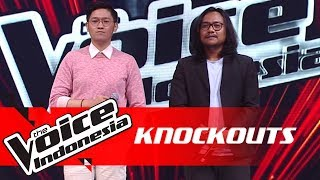 Kevin vs Ope | Knockouts | The Voice Indonesia GTV 2018