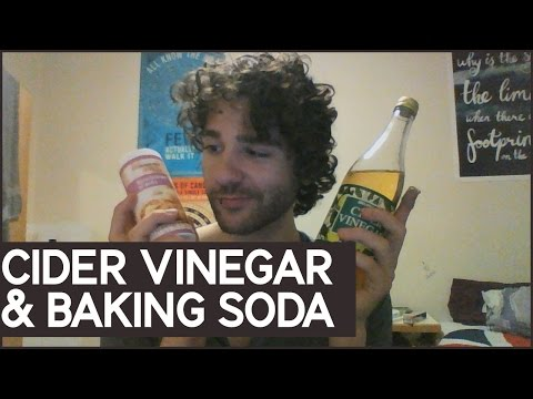 The Truth about Apple Cider Vinegar & Baking Soda Hair Treatment