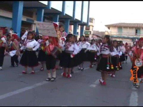 NAPA 72: Corresponsales Cusco: Mateo Pumacahua