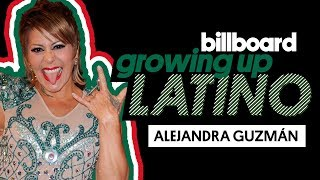 Alejandra Guzmán Reveals Which Tattoo Best Represents Her | Growing Up Latino