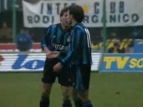 Storia del Campionato Italiano di Calcio - Stagione 1991-1992 (Racconto)
