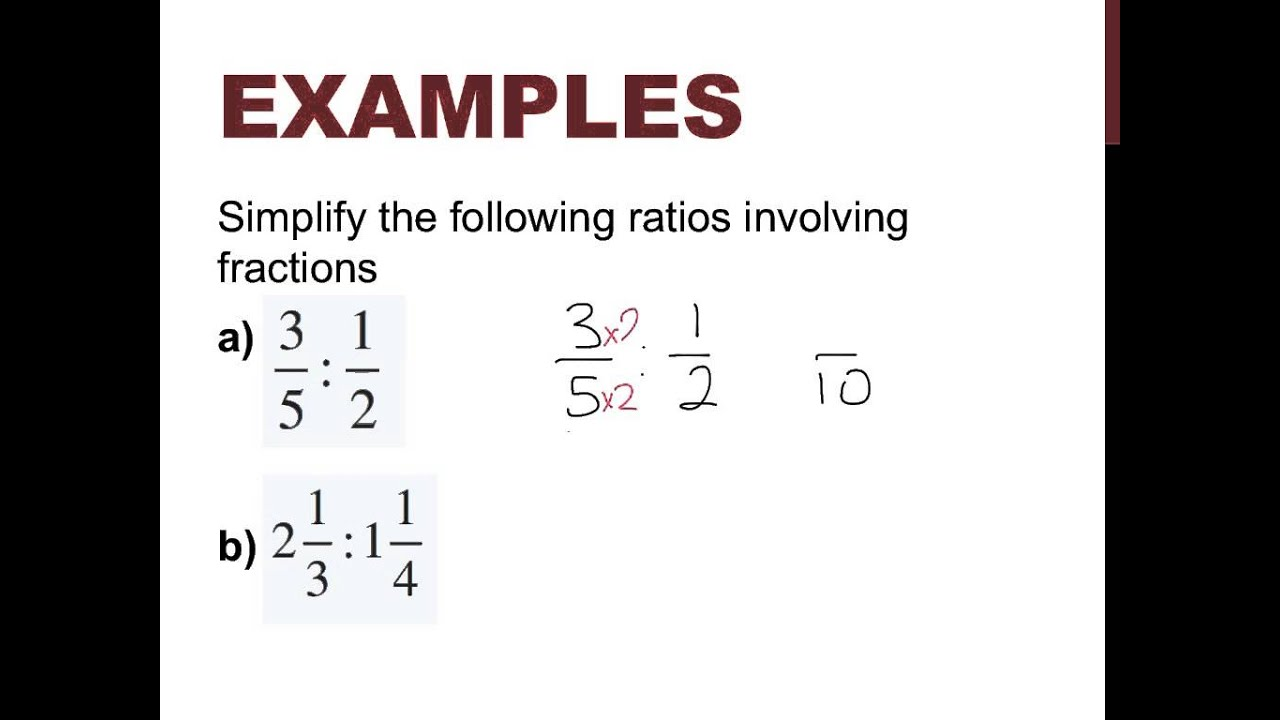 How to Add and Simplify Fractions