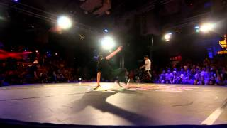 Khalil vs. Mounir | Red Bull BC One Western European Qualifier 2012 | Final Battle