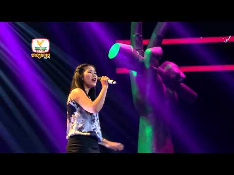 The Voice Cambodia - Chum Sokha - 17 Aug 2014