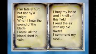 Watch Dark Moor The Sound Of The Blade video