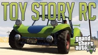 Toy Story RC (BF Bifta) : GTA V Custom Car Build