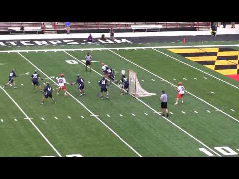 Syracuse Scores 3 Goals in last 3:04 to Nip Yale 7-6 in 2013 NCAA Lacrosse Quarterfinal
