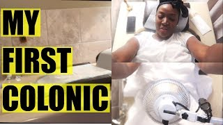 I Lost 10lbs in 1 Hour | My 1st Colonic Irrigation Hydrotherapy Session Experience | Before & After