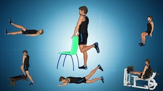 Exercises for Knee Sprain