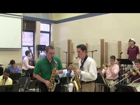 The Sidewinder: Xavier High School, New York, NY - 05/02/2013