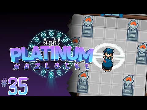 Pokemon Light Platinum Nuzlocke w/ JayYTGamer - #35 - NEARING THE END!