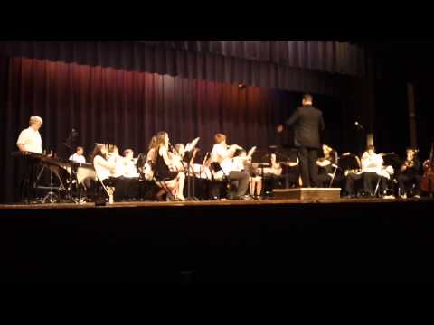 Lawrenceburg High School Concert Band (May 14, 2013)