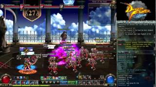 DFO Chaos Knight Full Party Tower of the Dead 3