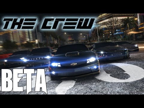 The Crew Beta - Avec Parano et Blood klip izle