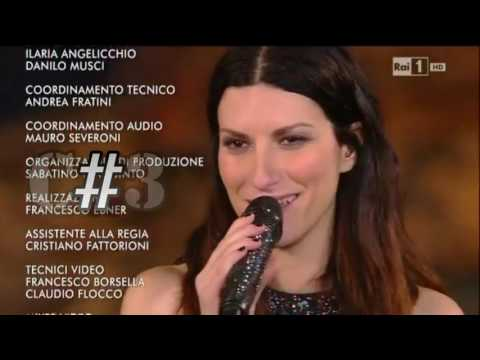Laura Pausini - Celeste - Live Vocal Range