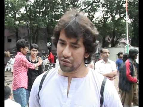 Bnbnews-bhojpuri On Location Of Film Khun Pasina With Nirahua. video