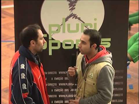 IX Torneio dos Reis: AP Aveiro 0-3 AP Minho Entrevistas