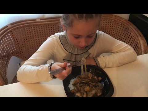 Фрунчоза с морепродуктами / ужин за 20 мин / лёгкий рецепт приготовления и вкусное блюдо