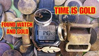 Golden Hunt with Excalibur 2  Beach Metal Detecting