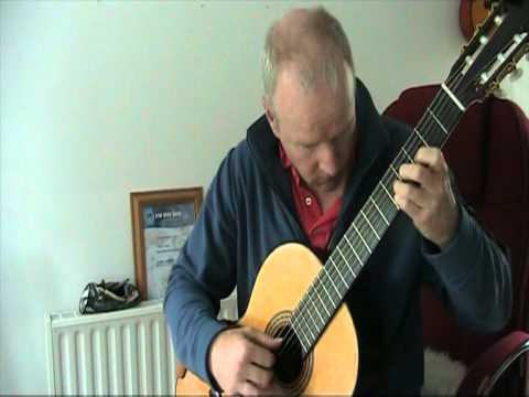 Ejercicio - Jose Ferrer - Brian Farrell Guitar www.brianfarrell.eu