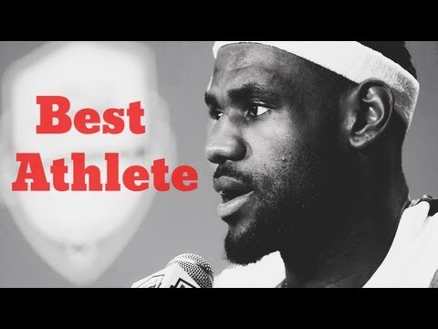 "LeBron James Best Athlete Ever: We preview the ESPY Awards ""Best Male Athlete"""