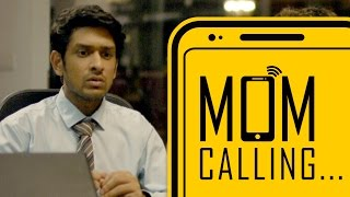 Mom Calling... (Watch Till The End) | Being Indian
