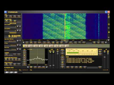 HAARP on 9330khz