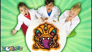 CRAZY Zorbeez Mystery Mold! | Official Zorbeez