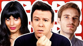 "WW Kurbo Jameela ""Body Shaming"" Backlash, PewDiePie Married, Huge Amazon Fires, & Planned Parenthood"
