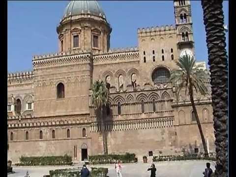 Italia - Sycylia - Palermo - Olaszország - Szicília