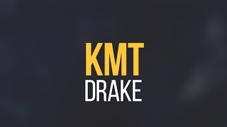 KMT (More Life) Lyrics Video - Drake ft. Giggs Typography