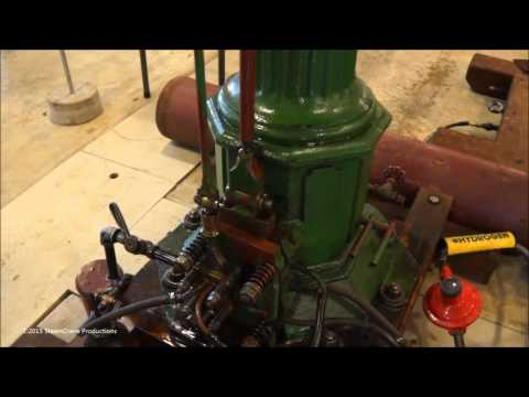 3rd Oldest Running Gas Engine In The World - 1867 Otto Langen