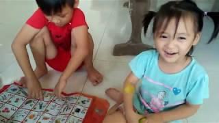 Dạy Bé Nhận Biết Con Vật và Học Đếm Số Vui Cười Cùng Nga Vịt Tv  learn to count and recognize object