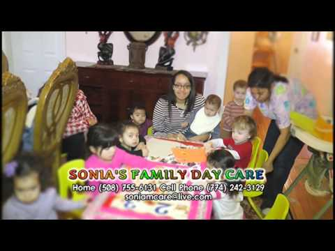 SONIA FAMILY DAY CARE SPOT  ESPANOL