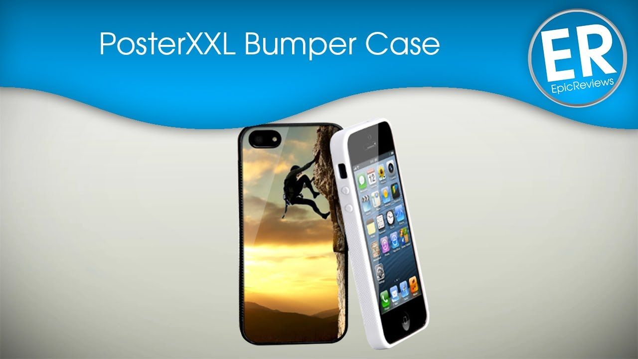 posterxxl bumper case zum selber gestalten f rs iphone. Black Bedroom Furniture Sets. Home Design Ideas