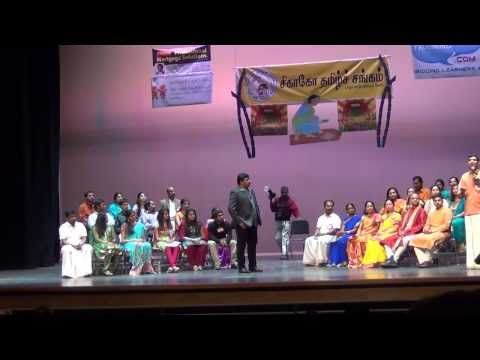 Neeya Naana Gopinath In Chicago Tamizh Sangam On Jan 25th 2014 Pongal Vizha 2014 - Part 1 video