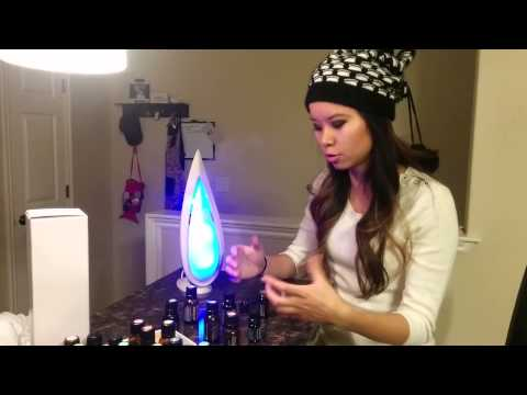 Doterra lotus diffuser essential oils to diffuse and Review