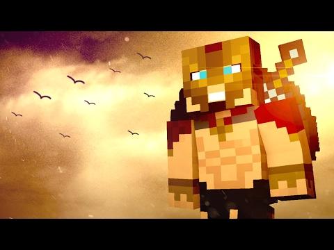 Life of a Spartan - Minecraft